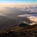 早晨的富士山