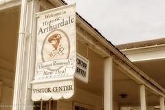 Historic Arthurdale (Singing Like Cicadas) Tags: 2016 autumn september westvirginia historic appalachia greatdepression arthurdale prestoncounty newdealhomesteadcommunity eleanorroosevelt museum
