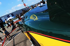 IMG_7107 (sushinigiri_tetu) Tags: jaguar leman english xj220 lemans24 race