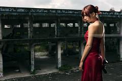 Biohazard (Novafly) Tags:           girl killer cosplay biohazard residentevil gun taipei asia