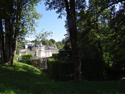 Schlosspark Linderhof - Ettal