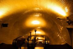 Baixa-Chiado (JamesBonnick) Tags: james bonnick jamesbonnick canon eos 550d rebel kiss exposure image photo photography picture underground tunnel