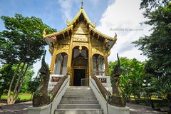 Chiang mai temple present by naturenote_E12403605-006 (10tis.com) Tags: