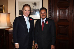 Ambassador of Nepal (Foreign and Commonwealth Office) Tags: hugo foreignoffice fco swire hugoswire ukforeignoffice
