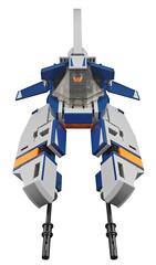 Galaxy Patrol Vic Viper - VV Shot (halfbeak) Tags: lego space minifig vv starfighter vicviper galaxypatrol novvember novvember2012