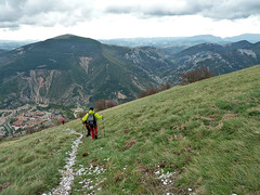 Escursionismo M. Nerone - valle dell'Infernaccio e Balza Forata