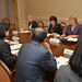 UN Women Executive Director Michelle Bachelet meets with KEIZAI DOYUKAI (Japan Association of Corporate Executives) on 12 November 2012.