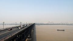 Nanjing Yangtze River Bridge (thericyip.com) Tags: china bridge sky lumix panasonic yangtzeriver cinematic nanjing 169 asph vario panasonicgx1 panasoniclumixgxvario1235mmf28asph