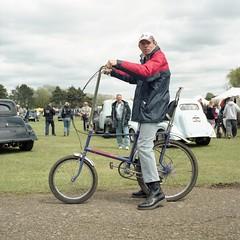 chopped chopper (holloway steve) Tags: fun kodak run hasselblad billing portra drmartins 160 500cm nsra raleighchopper contractkillers