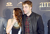Kristen Stewart and Robert Pattinson attend the photocall of 'The Twilight Saga: Breaking Dawn - Part 2' at Villamagna Hotel Madrid, Spain