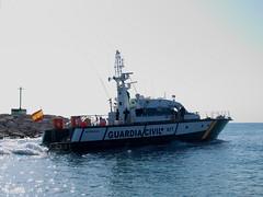 A17 Ro Francol - Servicio Martimo de la Guardia Civil (Luis Prez Contreras) Tags: ro de la barco ship civil clase patrol tarragona guardia servicio torredembarra martimo patrulla a17 martima patrullera francol rodman101