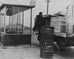 Tor260, Newton Road, High Heaton, Newcastle upon Tyne (Newcastle Libraries) Tags: england people newcastle 60s suburban north social tyne historic wear east 70s 1960s 1970s seventies sixties laszlo torday surburbs