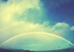 El reino de los sueos (cazadordesueos) Tags: landscape afterthestorm paisaje doublerainbow grayclouds farhorizons deepbluesky doblearcoiris traslatormenta cieloazulprofundo celestialcolors horizonteslejanos nubarronesgrises colorescelestes