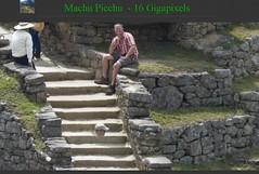 Ghost in Machu Picchu