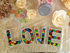 Love is sweet like candies (Cronenberg1978) Tags: china wedding party food woman flower cute sexy love coffee girl kids bar corner ball hongkong kid big cafe day break friendship candy heart sweet letters ceremony valentine romance sensual sugar special hong kong letter valentines romantic forever lovely candies cyberport