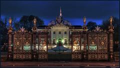 Warrington Town Hall 1 (Brian Gort Wildlife Photography) Tags: urban dawn golden town hall warrington cheshire gates bank flickraward