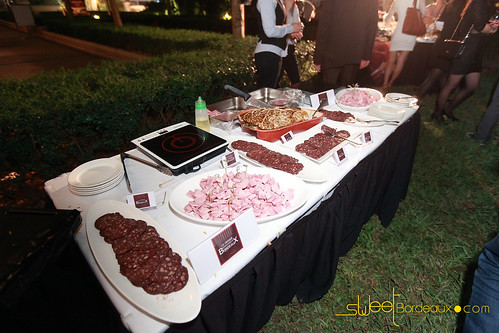 Sweet Bordeaux Night - Hullett House - 6/11/2012