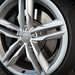 "2013 Audi S7 wheel brake.jpg • <a style=""font-size:0.8em;"" href=""https://www.flickr.com/photos/78941564@N03/8203301438/"" target=""_blank"">View on Flickr</a>"