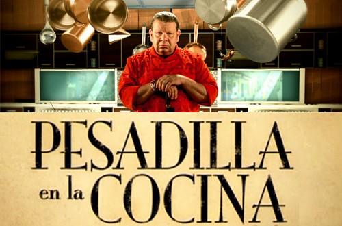 """Las historias de """"Pesadilla en la cocina"""", con Alberto Chicote"""