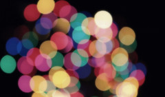 Bokeh Christmas Lights (Jamie-Owens) Tags: