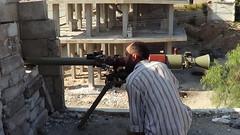 -           -- (   ) Tags: syria rocket   fsa  jabal snn    recoilless    idlib        arabuprising syrianrevolution  freesyrianarmy srmp   shaamnewsnetwork hge