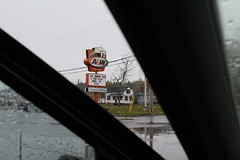 Here to stay (Avard Woolaver) Tags: light canada colour sign photo flickr novascotia windsor canondslr aw digitalimage hantscounty sociallandscape canoneos60d avardwoolaver avardwoolaverphoto