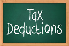 Tax Deduction for homebased business