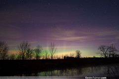 Color Beyond the Trees (kevin-palmer) Tags: november autumn trees red sky color reflection green fall water wisconsin night clouds stars colorful north magenta astrophotography aurora midnight astronomy starry arcs northernlights fishingpier borealis pentaxkx wolflake auroral geomagneticstorm kenoshacounty bongstaterecreationarea Astrometrydotnet:status=failed samyang14mmf28 Astrometrydotnet:id=alpha20121167714763