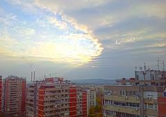 3/52 (cimet) Tags: morning sky sun sunshine clouds windowview hdr