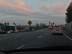 Exiting congested freeway (Lynn Kelley Author) Tags: streets cars traffic freeway exit wana offramp lynnkelley curseofthedoubledigits bbhmcchiller monstermoonmysteries lynnkelleychildrensauthor