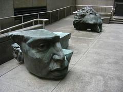 "Evan Penny's ""Pi"" (grecomic) Tags: art centre stevan dominion arttoronto baystreetsculpturepublic bankwellington pennytorontotd"