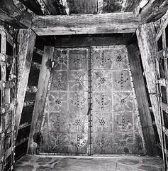 Gallery In The Sun Door - 1965 (DeGrazia Gallery in the Sun) Tags: arizona sun ted art iron artist gallery desert tucson gates az adobe degrazia catalinas ettore