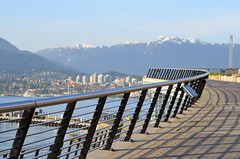 Vancouver Boardwalk (The Brit_2) Tags: canada vancouver columbia british railing absolutelystunningscapes