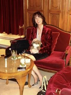 At Regina's bar / Au bar du Régina by french_lolita