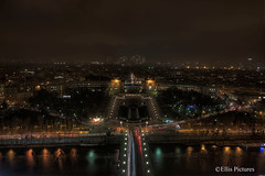 Looking out over Paris (Ellis Pictures) Tags: