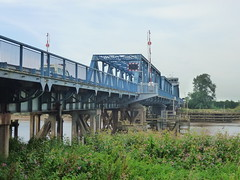 Booth ferry bridge (seanofselby) Tags: bridge ferry booth goole a163