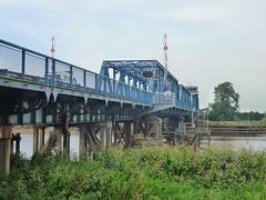 Booth ferry bridge (seanofselby) Tags: bridge ferry booth goole a163