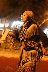 IMG_4663 (Charles J. Scanlon) Tags: dance dancers tribal guadalupe plazadearmas ciudadjuarez matachines ritualdance matachin zonacentro tricaldance
