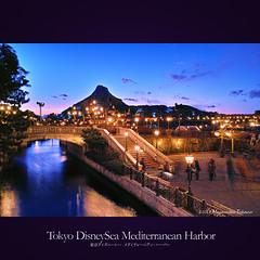 Tokyo DisneySea Mediterranean Harbor |   (Takanyo) Tags: sea japan night sigma disney jp  nyo merrill foveon masamitsu dp1     takanyo  takanyocom   masamitsutakano dp1m dp1merrill