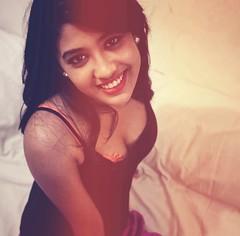 retro-colours (Mishti91) Tags: portrait girl smile fashion female model dhaka bangladesh