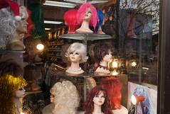 Hair Fair Wig Shop (hishma) Tags: seattle streetphotography wig storefront washingtonstate wigshop leicam8 elmaritm12828mm hairfairwigshop