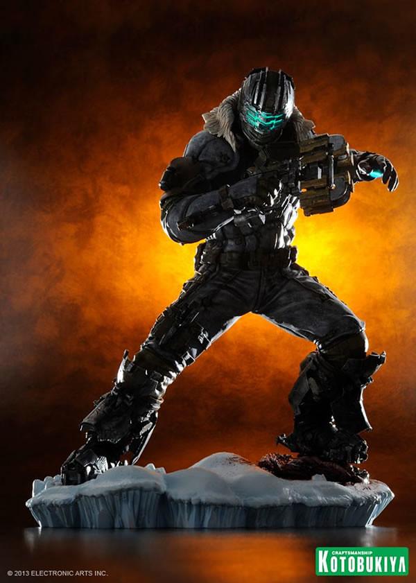 壽屋將發行「絕命異次元 3」艾薩克雕像