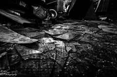 DSC_3493 (Kubiii Photography) Tags: gelb photography nikond7000 nikon nikonphotography leipzig kubiiiphotography lostplaces lost places blackwhite urbex urbexworld abandoned abandonedplaces picture scary grey