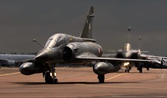 R 'n R's (crusader752) Tags: faf frenchairforce larmeedelair ramexduo dassault mirage 2000n no375 125cl rafalec riat royalinternationalairtattoo raffairford jet jetfighter jets aircraft rafale