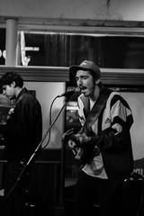 LIVE: Matrick Jones @ The Marly Bar, Sydney, 28th Jul