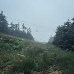 (zaygphoto) Tags: mountain nature fog landscape outdoors mt hiking newhampshire nh franconia cannon tress franconianotch aple cannonmt deadpan iphone iphone6