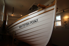 8F9A8962 (ericvdb) Tags: whitefishpoint shipwreckmuseum museum boat rescueboat