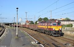 Rail Polska 201Eo-002, Jaworzyna Slaska, 7-8-2016 7:42 (Derquinho) Tags: rail polska 201eo002 201e 201eo et22 jaworzyna slaska
