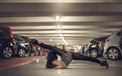 (dimitryroulland) Tags: nikon d600 85mm 18 dimitry roulland split flexible people flexibility gym gymnast gymnastics natural light performer art circus artist park