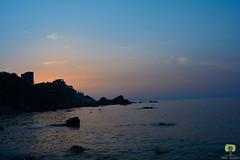 Le soleil se couche sur El-Beldj